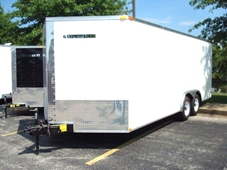 CARGO TRAILERS FOR SALE IN KENTUCKY
