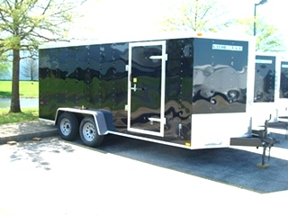 7X16 ENCLOSED / CARGO TRAILER FOR SALE